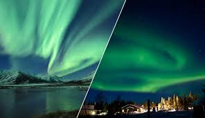 places you can see the northern lights best places to see northern lights in 2018 hours tv