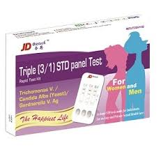 test std 3in1 std test pack self diagnostics