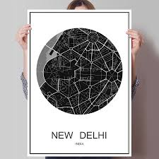 India World Map by India World Map Promotion Shop For Promotional India World Map On