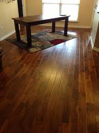 gorgeous stained acacia scraped hardwood floors by all