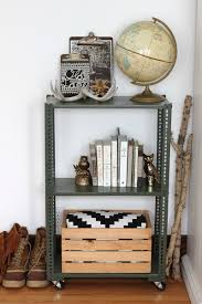 How To Make A Wood Shelving Unit by Diy Shelving Unit 2 Ways U2013 A Beautiful Mess