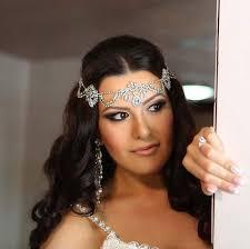 forehead headband forehead headband bridal styles