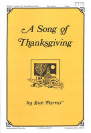 litany of thanksgiving