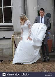 wedding dress cast danielle armstrong bobby norris towie cast their royal