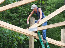 building a gambrel roof 100 2887 jpg