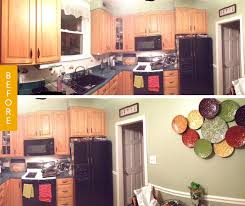 kitchens and interiors before u0026 after a fresh kitchen renovation for 8000 u2014 reader