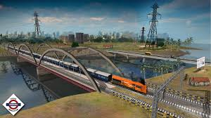 indian train simulator android apps on google play