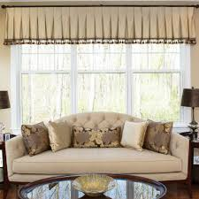 combining drapery valances with hunter douglas silhouettes