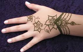 easy and simple mehndi designs for 2017 collection