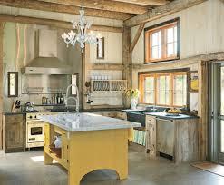 cuisine en bois naturel décoration cuisine bois naturel
