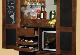 Locked Liquor Cabinet Bar Corner Living Room Bars With A Wood Stand Alone Bar Graces