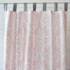 Pink And Grey Nursery Curtains Curtain Light Pink And Grey Bedroom Best Pictures Including
