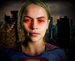 emilia clark emilia clarke as dceu supergirl by hydrate3 on deviantart
