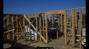 how to install bracing for structural repair wall u2013 building