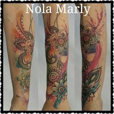 53 best watercolor tattoos tatouages aquarelle images on