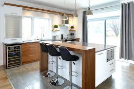 cuisine blanc et noyer cuisine blanc et noyer cuisine blanc et noyer 15 merisier laquac