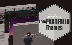 best free wordpress portfolio themes 2017 wp wagon