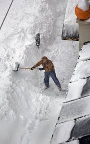 digging out from the biggest snowstorm on record news the