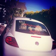 military welcome home decorations military homecoming 3 missed him military vw i bought the paint