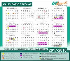 calendario imss 2016 das festivos calendario escolar universidad tecnológica de hermosillo