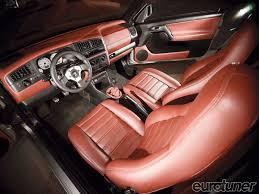 Vw Golf Mk5 Interior Styling 1995 Vw Golf Cabrio Hecke Of A Job Europe U0027s Finest