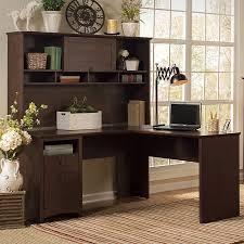 Desk Hutch Bookcase Darby Home Co Buena Vista Computer Desk With Hutch Lateral File