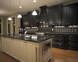 top kitchen ideas with dark cabinets modern kitchen interior