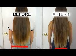 1 inch of hair how to grow your hair overnight 1 inch in 1 day tested does