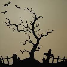 halloween trees creepy halloween tree vinyl wall art
