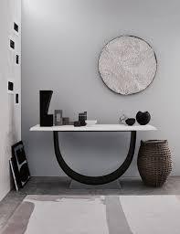 monochrome interior design portfolio sania pell freelance interior stylist consultant