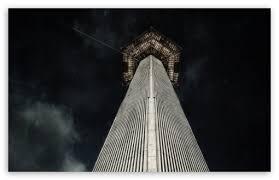 parque de la ciudad torre espacial hd desktop wallpaper