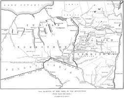 Map Of 13 Colonies Blank by Treaty Of Fort Stanwix Wikipedia
