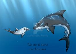 christmas card you are not alone by zavraan on deviantart