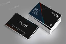stockpsd net u2013 free psd flyers brochures and more business card