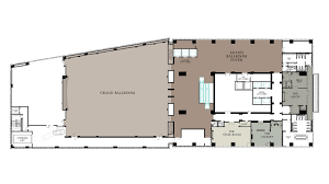 St Regis Residences Floor Plan Event Spaces