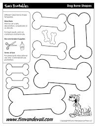 dog bone shapes braydens birthday pinterest dog bones dog