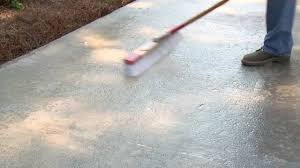 Stain Old Concrete Patio by How To Resurface Concrete Youtube