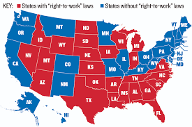 chicago map meme analysis what right to work states look like chicago sun times