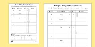 maths number primary resources junior senior infants page 1