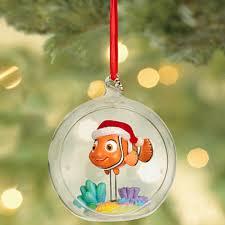 nemo sketchbook ornament ornaments disney store
