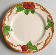 franciscan dishes franciscan apple american backst at replacements ltd page 1