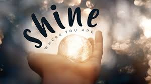 you are the light of the world sermon sermon series shine where you are easter lutheran church