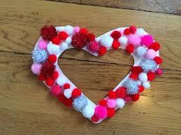 Valentines Decorations Diy Pinterest by Best 25 Valentine Crafts Ideas On Pinterest Kids Valentine