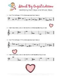 valentines day music worksheets tons of free printables