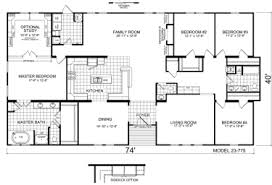 5 bedroom double wide floor plans triple wide mobile homes factory expo home centers