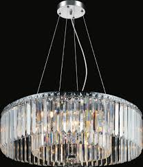 Celeste Chandelier 10 Light Chrome Down Chandelier From Our Celeste Collection