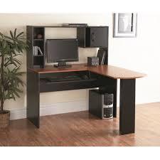 inval computer desk with hutch l shape computer desk mylex with hutch walmart com voicesofimani com