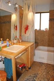 enjoying and relaxing modern young kid u0027s bathroom decorating ideas