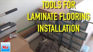 Laminate Floor Laying Tools Tools For Laminate Flooring Installation Mryoucandoityourself