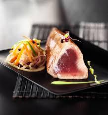 cuisiner thon longe de thon mi cuite à la japonaise les meilleures recettes de